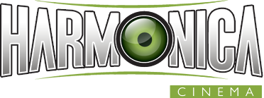 Harmonica Cinema Logo